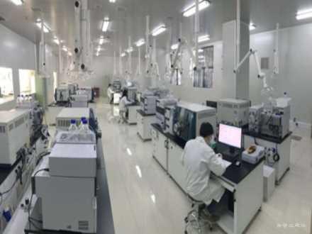 实验室净化建设