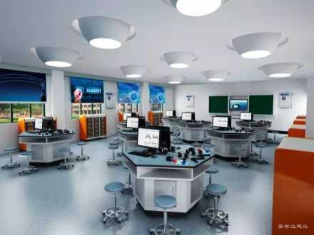 学校实验室建设