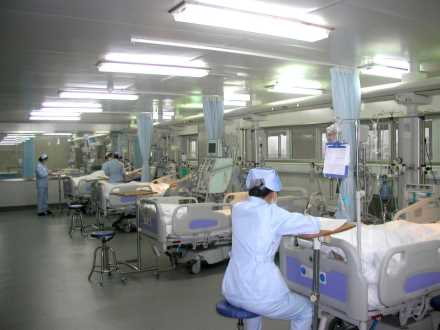 ICU隔离病房
